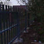 Забор из евроштакетника в Тюмени