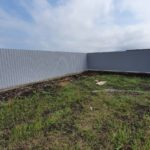 Забор из профнастила КП Луговое-2